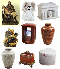 Cremation Urns from A Monument & Casket Depot