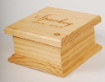 Wood Cremation Urns, Direct Pet Urns