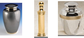 Brass Cremation Urns, Everlasting Memories