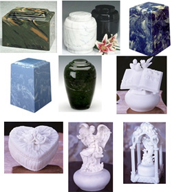 Marble Cremation Urns, Everlasting Memories