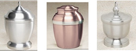 Pewter Cremation Urns, Everlasting Memories
