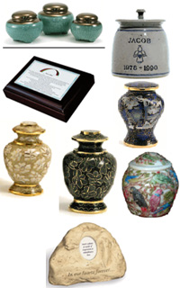 Pet Cremation Urns, Pet Urns for Ashes