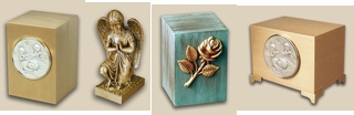 Bronze Cremation Urns, Prima Urns and Memorials