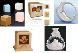 Quality Cremation, infant/child cremation urns