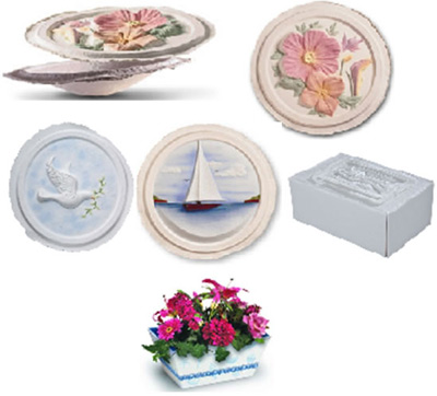 Biodegradable Cremation Urns, Urn Max