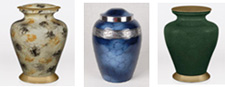 Aluminum Cremation Urns, Urn Shopper