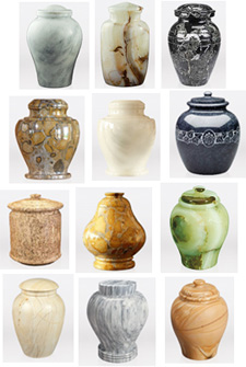 Genuine Stone Cremation Urns, Urn Shopper