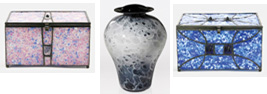 Glass Cremation Urns, Urn Shopper