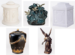 Statuary Cremation Urns, Urn Shopper