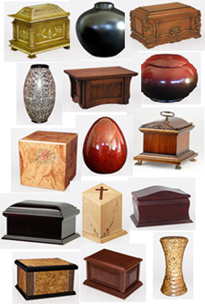 Wood Cremation Urns, Urn Shopper