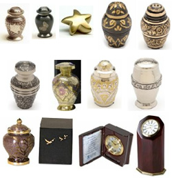 Urn Store, sharing and keepsakes cremation urns