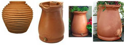 Terra Cotta cremation urns from Urns.Org